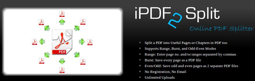 iPDF2Split